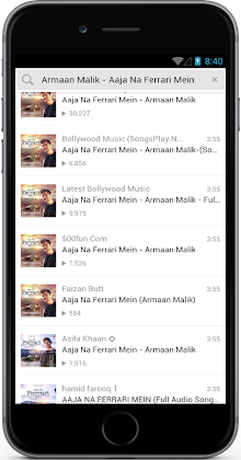 Armaan Malik Aaja Na Ferrari screenshot 1