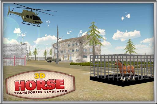 Horse Transporter Simulator 3D