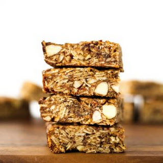 Gluten Free Oats Granola Bar Recipes