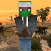 Map San Andreas for MCPE