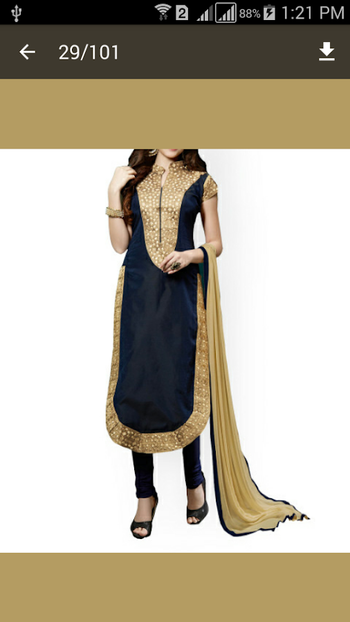 Semi Stitched Dress Design – Android-Apps auf Google Play