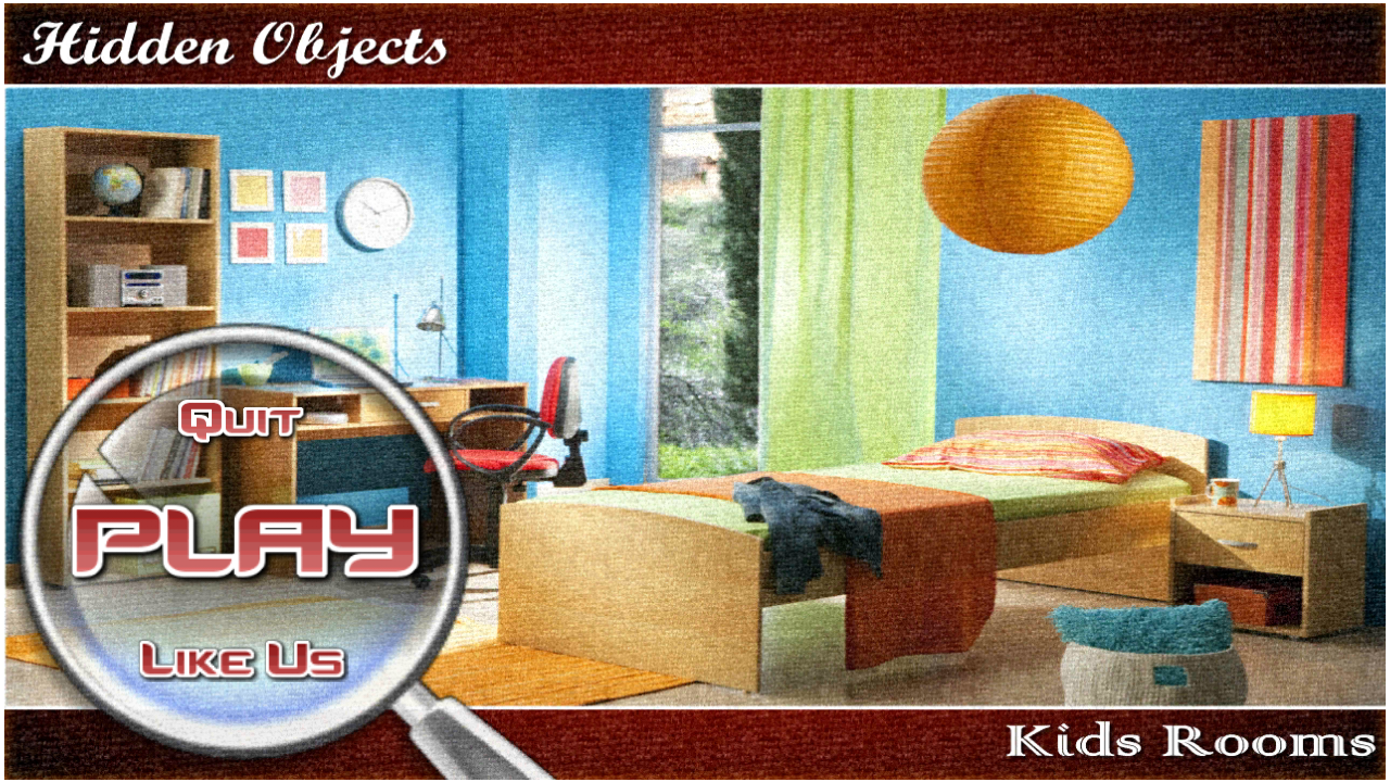 hidden objects kids room - android apps on google play