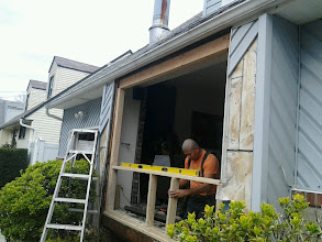 Photo: New Window getting ready to be installed Hempstead NY