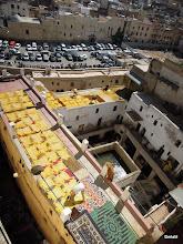 Photo: žlutá je nejdražší, dělá se z šafránu. Konečně vím, pro co ta děvenka moje starostlivá pořád chodila do města...