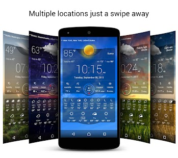 Download Weather Live Free For PC Windows and Mac apk screenshot 5