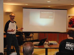 Photo: ShadowM, presenting Commodore Flyer