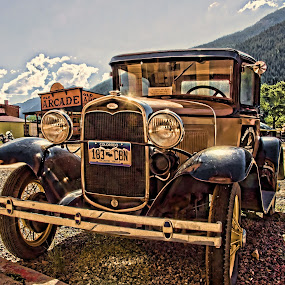 by VJ Thomas - Transportation Automobiles