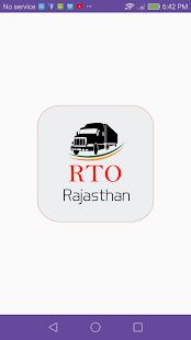RTO Rajasthan - náhled