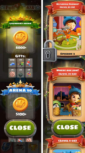 Toy Box Story Magic Arena - screenshot