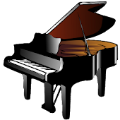 Piano facile virtuel