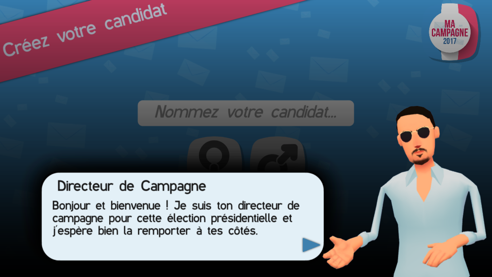 Ma campagne- screenshot