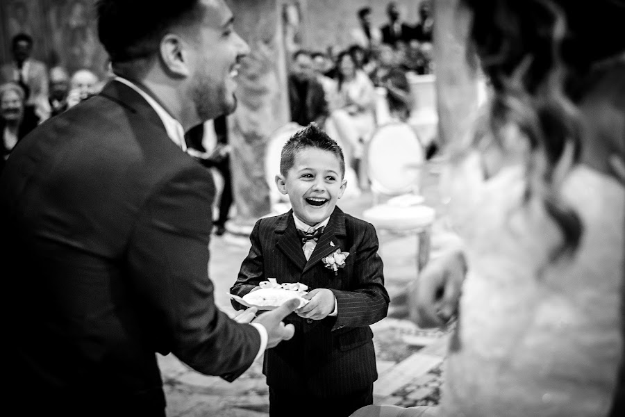 Wedding photographer Massimiliano Magliacca (Magliacca). Photo of 24.02.2017