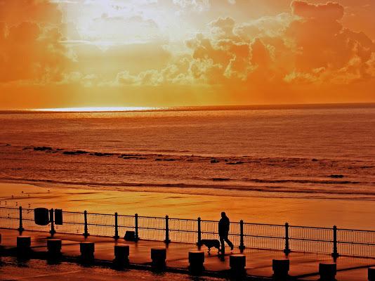 Hastings shore di oiseneg