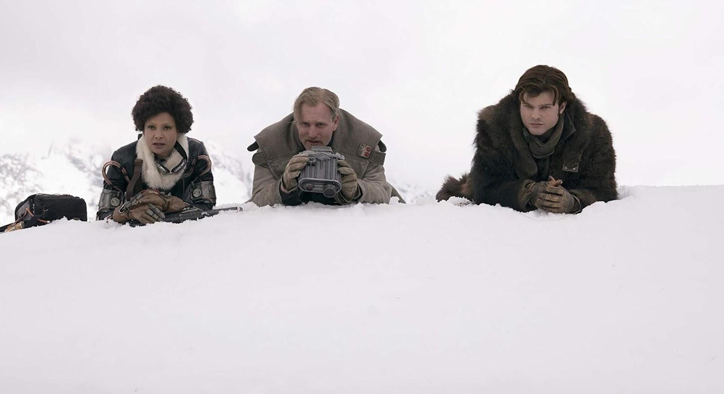 Han Solo - Gwiezdne Wojny - Historie - Val_Beckett_Han