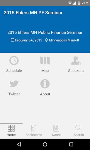 2015 Ehlers MN PF Seminar