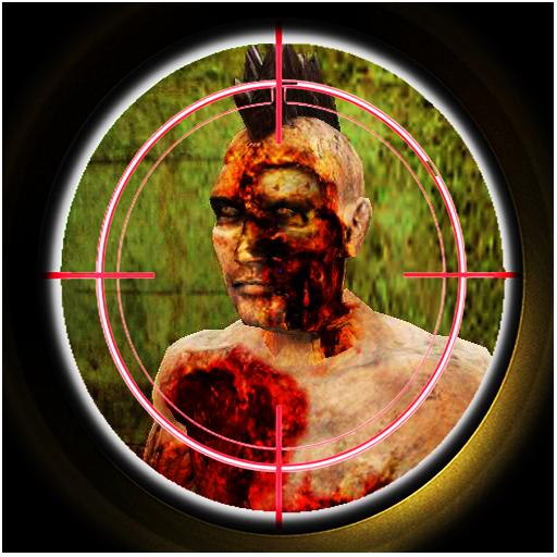 Zombie Shooting Underground