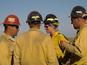 Photo: West Cinder Prescribed Burns, Twin Falls District BLM, Idaho August 4, 2010; Diversity