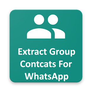Extract Group Contacts For WhatsApp - náhled