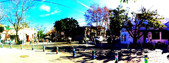 Photo: Palermo Viejo and Soho neighborhood.  Buenos Aires.  July 2012.