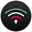 WiFi México: offline map WiFi icon