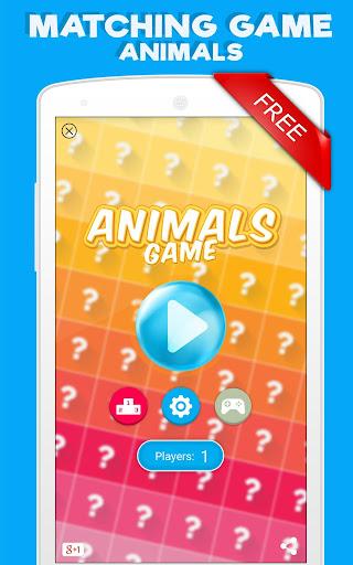 Memory Game: Animals modavailable screenshots 4