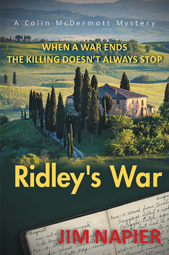 Ridley's War cover