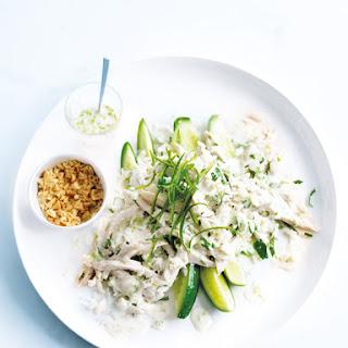 Coconut Rice and Chicken Salad Recipe