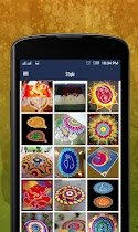 Diwali rangoli design - screenshot thumbnail 02
