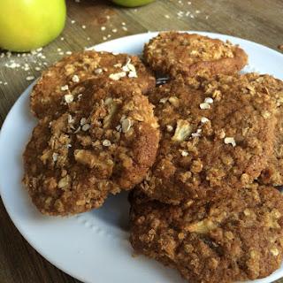 Apple Cobbler Cookies