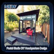 Pastel Studio DIY Headquarters Design icon