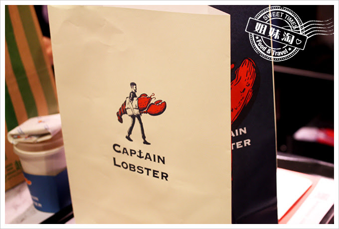 Captain Lobster快閃店外帶