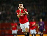 'Bom barst in kleedkamer Manchester United tijdens rust, kapitein Harry Maguire krijgt de volle laag'
