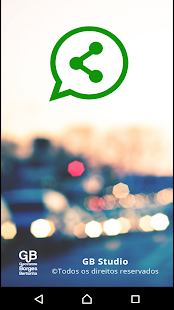 Mensagens para WhatsApp - náhled
