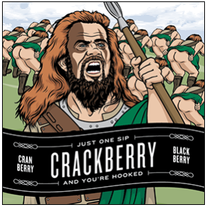 Logo of Bishop Cider Crackberry
