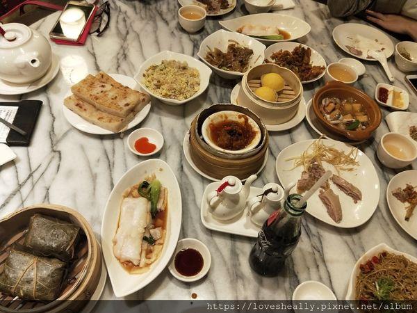 台北美食故宮晶華-粵菜港點吃到飽-中式古典優雅設計及50多款點心任你吃到飽
