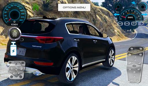 Sportage 4x4 Driving Simulator 1.0 screenshots 2