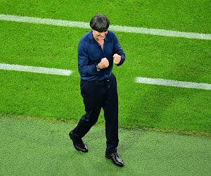 """Joachim Löw content d'affronter l'Angleterre : """"C'est une magnifique nouvelle"""""""