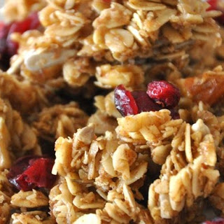 Low Calorie Homemade Granola Recipes