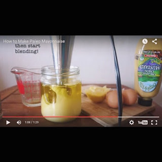 How to Make Paleo Mayonnaise.