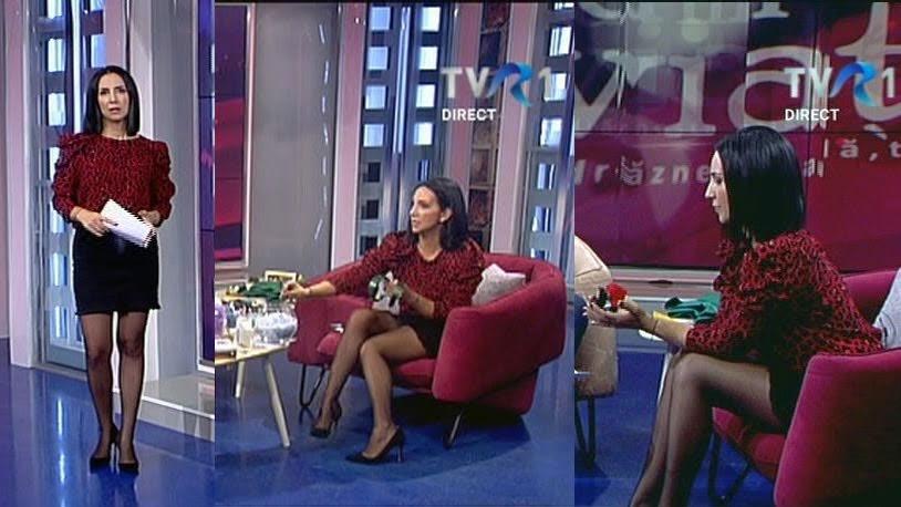 Emma Zeicescu, TVR 1