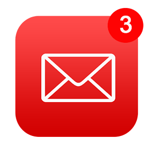 Full Email App Fast Email access for all Mail 1.8 by Steps PedometerSteps App Step Tracker logo