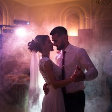 Wedding photographer Vadim Konovalenko (vadymsnow). Photo of 18.10.2017