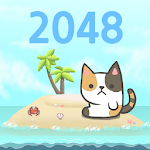 2048 Kitty Cat Island 1.5.5 (Mod)