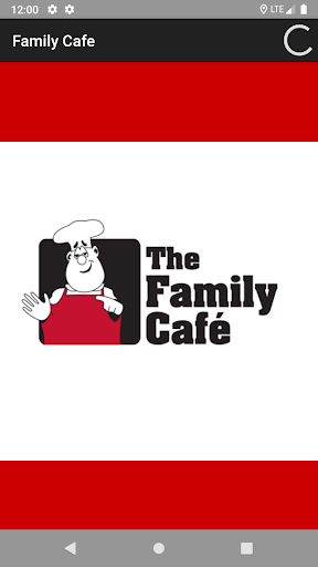 The Annual Family Cafe Event App screenshots 1