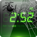 Night Clock Halloween Lite icon