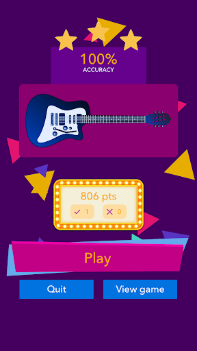 Trivial Music Quiz 1.0.9 screenshots 3