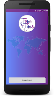 FoneTime - náhled