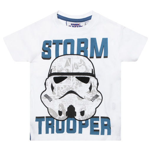 Primary image of Fabric Flavours Storm Trooper T-shirt
