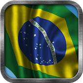 Brazilian Flag Live Wallpaper