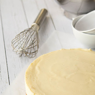 Simple Cheesecake.